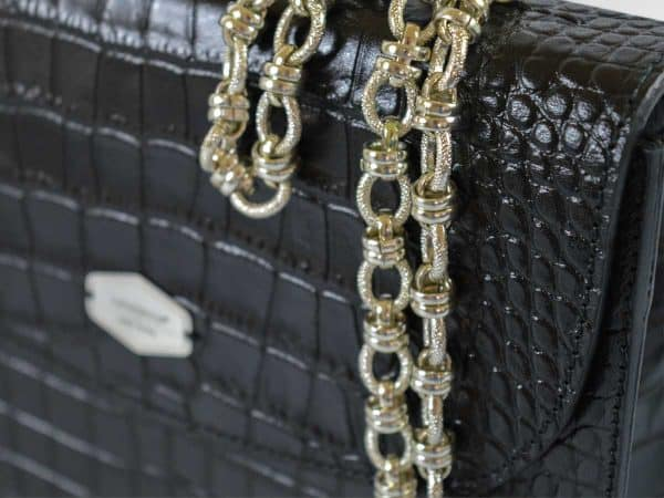 Anima Luxury Embossed nera4