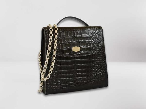 Anima Luxury Embossed nera5