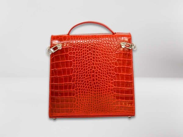 Anima Luxury Embossed rossa4
